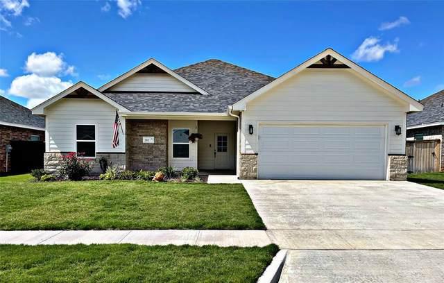 262 Sophia Lane, Abilene, TX 79602 (MLS #14586653) :: Real Estate By Design