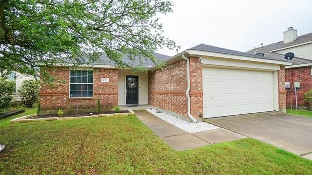 2111 Cedar Park Drive, Forney, TX 75126 (MLS #14586657) :: Real Estate By Design