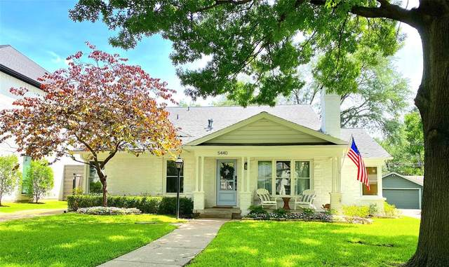 5440 Druid Lane, Dallas, TX 75209 (MLS #14586680) :: Real Estate By Design
