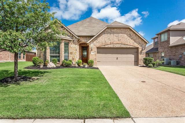 527 Madrone Trail, Forney, TX 75126 (MLS #14586697) :: Real Estate By Design