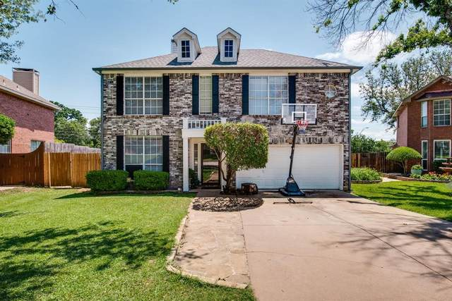 1566 Dublin Circle, Grapevine, TX 76051 (MLS #14586710) :: Front Real Estate Co.
