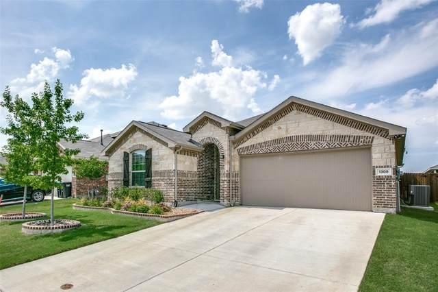 1309 Trumpet Drive, Fort Worth, TX 76131 (MLS #14586714) :: Craig Properties Group
