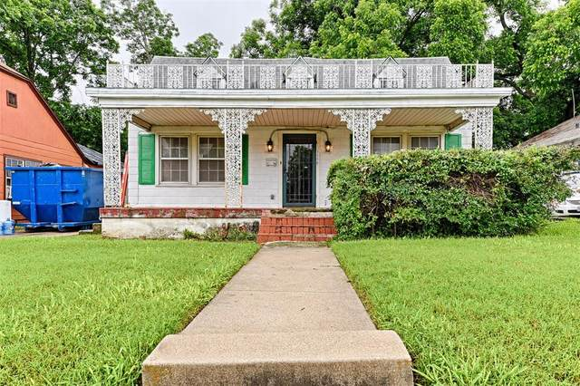 1116 Marion Avenue, Fort Worth, TX 76104 (MLS #14586732) :: Real Estate By Design
