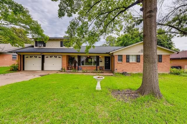 3424 Wren Avenue, Fort Worth, TX 76133 (MLS #14586739) :: Keller Williams Realty