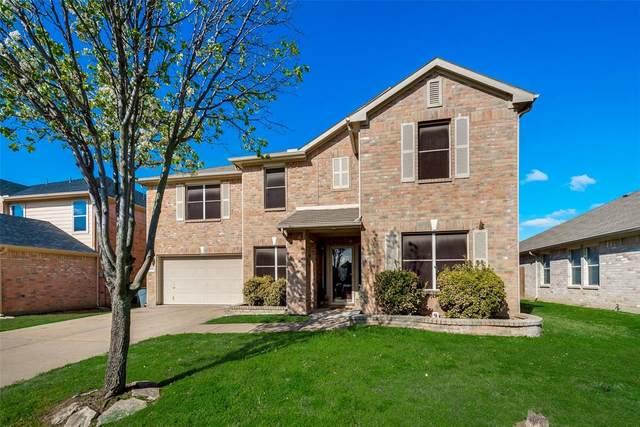 5331 Duval Drive, Grand Prairie, TX 75052 (MLS #14586769) :: Real Estate By Design