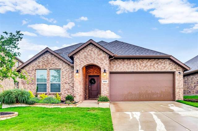 1016 Berry Street, Celina, TX 75009 (MLS #14586770) :: Real Estate By Design