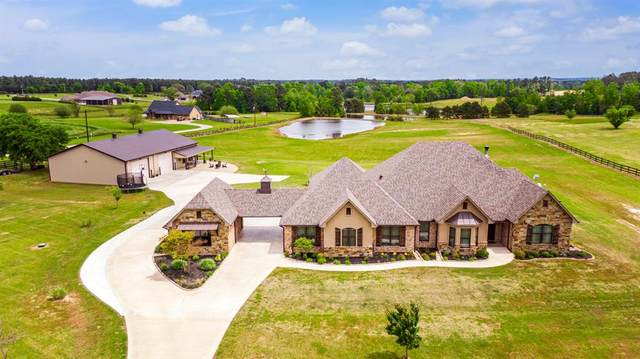 111 Paradise Point, Longview, TX 75605 (MLS #14586773) :: Real Estate By Design