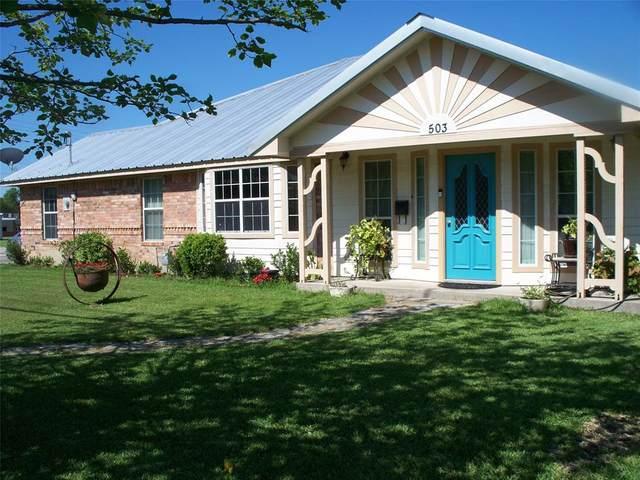 503 N Washington Street, Farmersville, TX 75442 (MLS #14586776) :: The Property Guys