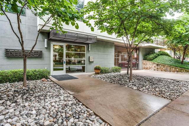 4411 Bowser Avenue #308, Dallas, TX 75219 (MLS #14586805) :: All Cities USA Realty