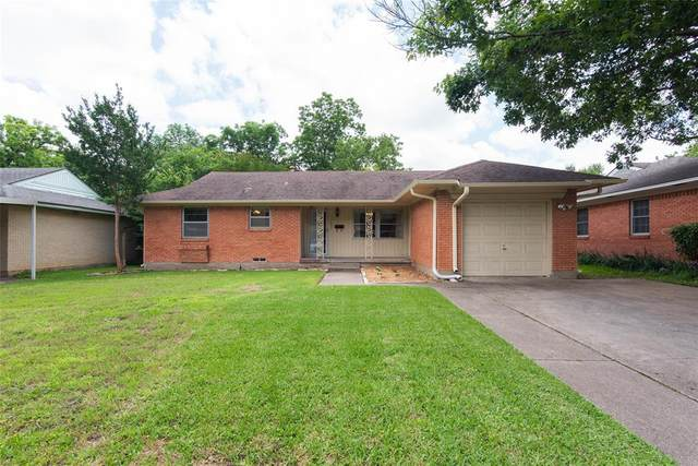 2802 Housley Drive, Dallas, TX 75228 (MLS #14586824) :: Real Estate By Design