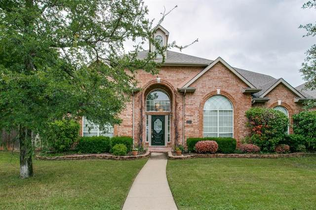 106 Oakbend Drive, Coppell, TX 75019 (MLS #14586850) :: DFW Select Realty