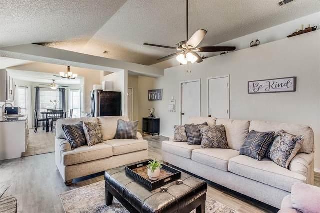 821 Cornfield Drive, Arlington, TX 76017 (MLS #14586884) :: Real Estate By Design
