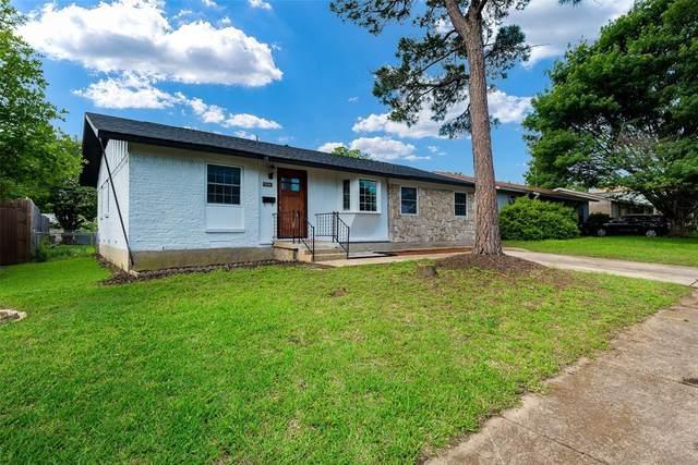 4326 Pineridge Drive, Garland, TX 75042 (MLS #14586974) :: Real Estate By Design