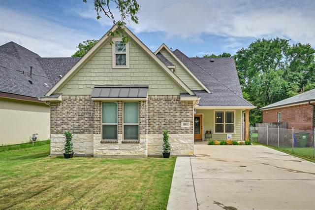11011 Iris Drive, Balch Springs, TX 75180 (MLS #14586975) :: Real Estate By Design