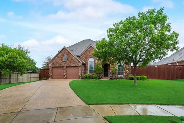 860 Long Valley Court, Prosper, TX 75078 (MLS #14586985) :: Real Estate By Design