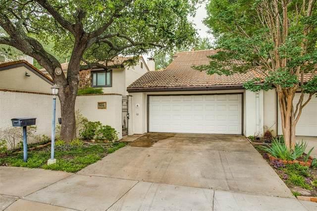 9604 Glenacre Street, Dallas, TX 75243 (MLS #14587048) :: The Good Home Team
