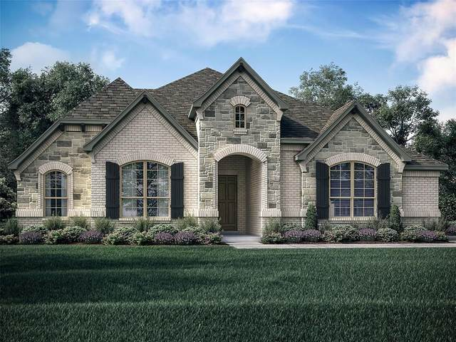 1953 Silver Falls Drive, Burleson, TX 76028 (MLS #14587111) :: All Cities USA Realty