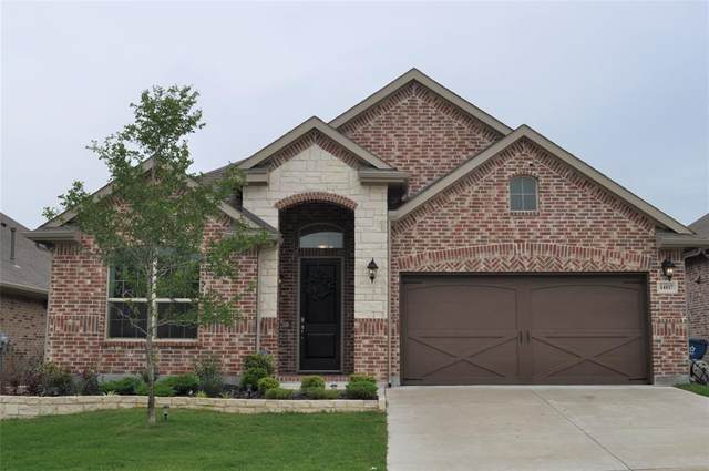 14817 Complacent Way, Aledo, TX 76008 (MLS #14587128) :: Real Estate By Design