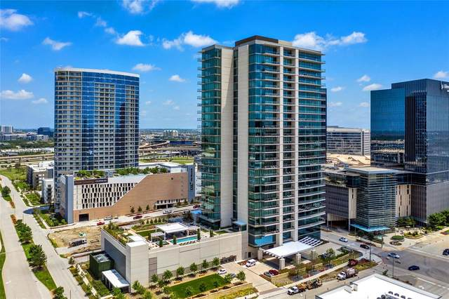 7901 Windrose Avenue #906, Plano, TX 75024 (MLS #14587155) :: Feller Realty