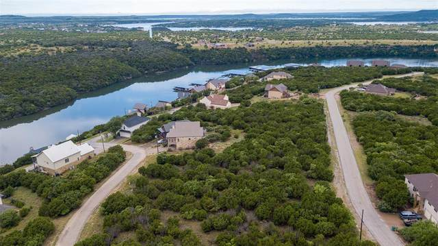 Lot 211 Harbour Town Drive, Graford, TX 76449 (MLS #14587165) :: Real Estate By Design