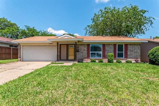 1423 Ridgecrest Drive, Plano, TX 75074 (MLS #14587177) :: The Daniel Team
