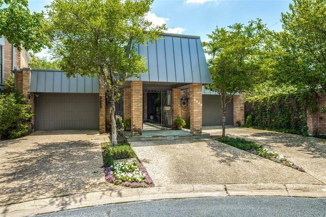 8808 Farquhar Circle, Dallas, TX 75209 (MLS #14587217) :: Real Estate By Design