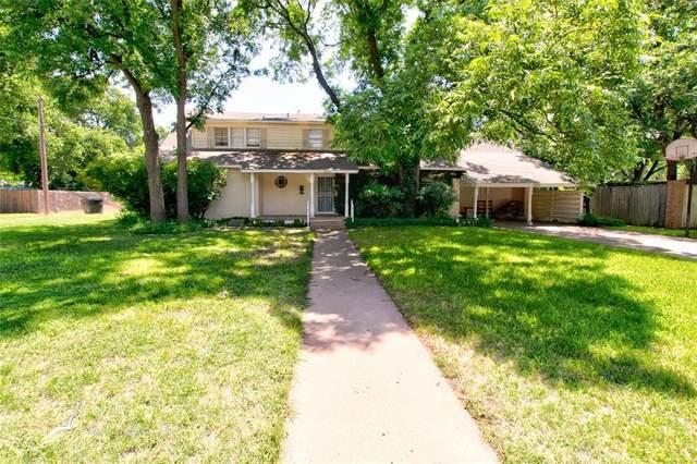 4025 Fairmount Street, Abilene, TX 79605 (MLS #14587234) :: Epic Direct Realty