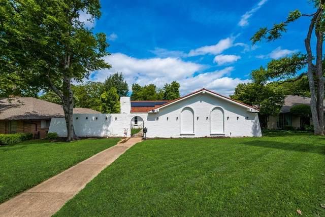 4811 Ashbrook Road, Dallas, TX 75227 (MLS #14587236) :: Real Estate By Design