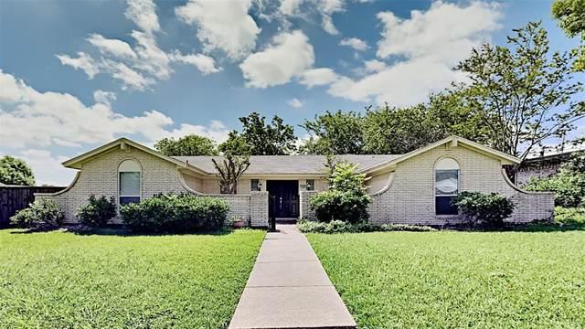 1206 Merrimac Trail, Garland, TX 75043 (MLS #14587282) :: Real Estate By Design