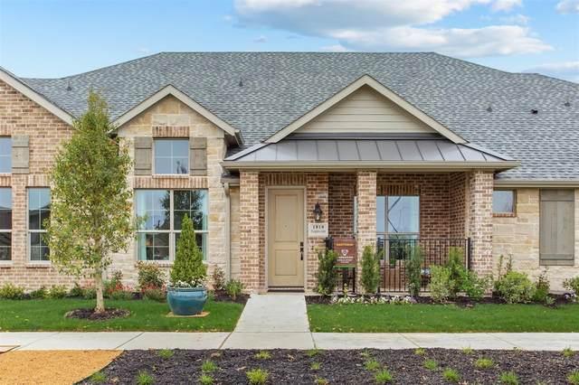1010 Foxglove Drive, Prosper, TX 75078 (MLS #14587298) :: Real Estate By Design