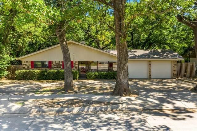 504 E Redbud Drive, Hurst, TX 76053 (MLS #14587305) :: The Good Home Team