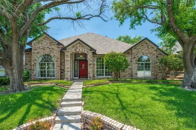 4223 Crestedge Lane, Carrollton, TX 75010 (MLS #14587379) :: The Good Home Team