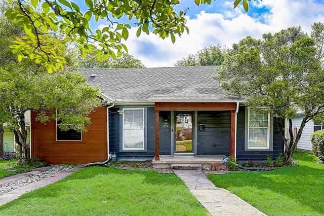 1114 Haines Avenue, Dallas, TX 75208 (MLS #14587393) :: Real Estate By Design