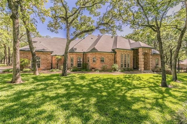 527 Post Oak Drive, Newark, TX 76071 (MLS #14587449) :: Real Estate By Design
