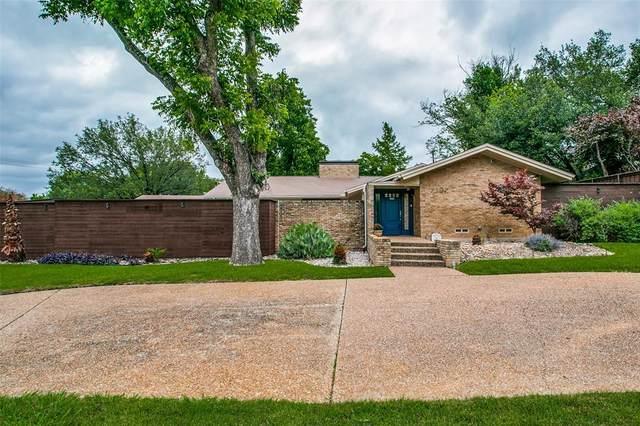 7307 Spring Valley Road, Dallas, TX 75254 (MLS #14587457) :: VIVO Realty