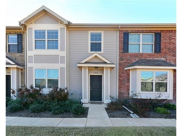 6812 Carrington Lane, Fort Worth, TX 76137 (MLS #14587462) :: VIVO Realty