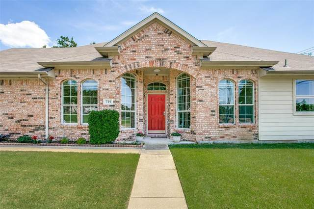 729 Cable Creek Road, Grapevine, TX 76051 (MLS #14587472) :: DFW Select Realty