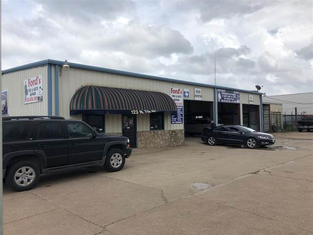123 N 7th Street, Corsicana, TX 75110 (MLS #14587501) :: Real Estate By Design