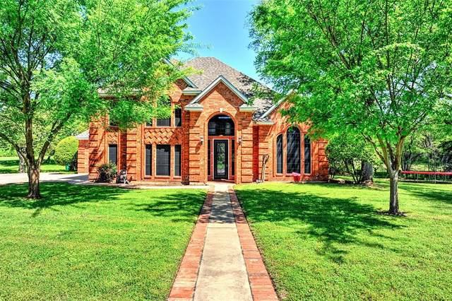 116 Park Lane, Pottsboro, TX 75076 (MLS #14587508) :: The Chad Smith Team