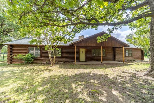 1030 County Road 475, Stephenville, TX 76401 (MLS #14587517) :: The Good Home Team
