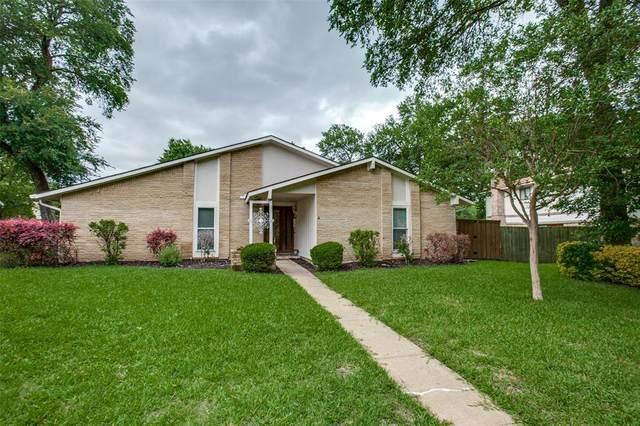 1725 Carol Stream Drive, Richardson, TX 75081 (MLS #14587518) :: Real Estate By Design