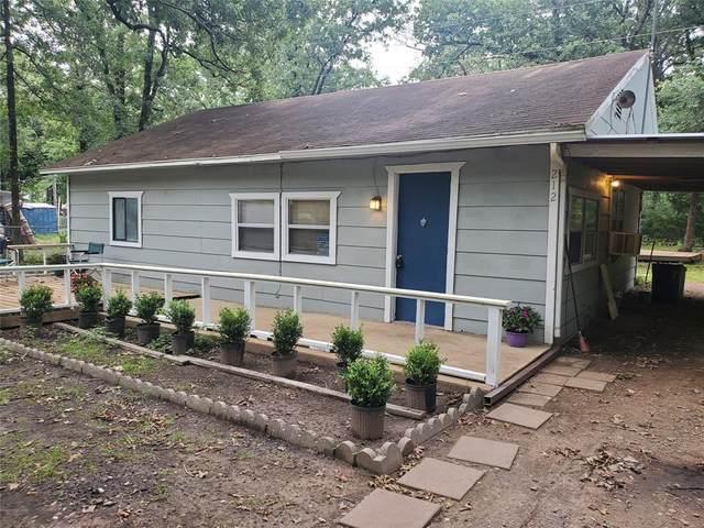 212 Seagrove Lane, West Tawakoni, TX 75474 (MLS #14587549) :: Real Estate By Design