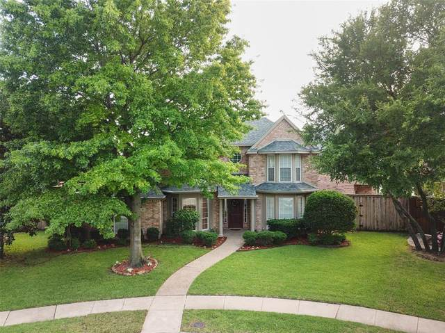313 Falcon Court, Coppell, TX 75019 (MLS #14587592) :: The Rhodes Team