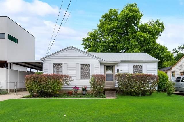 6914 Prosper Street, Dallas, TX 75209 (MLS #14587621) :: Real Estate By Design