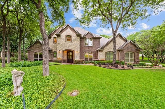1301 Claiborne Lane, Aledo, TX 76008 (MLS #14587632) :: Front Real Estate Co.