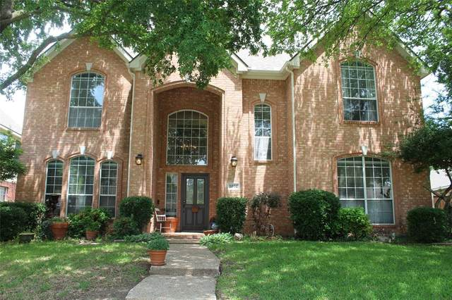 5902 Harbor Town Drive, Garland, TX 75044 (MLS #14587636) :: Real Estate By Design