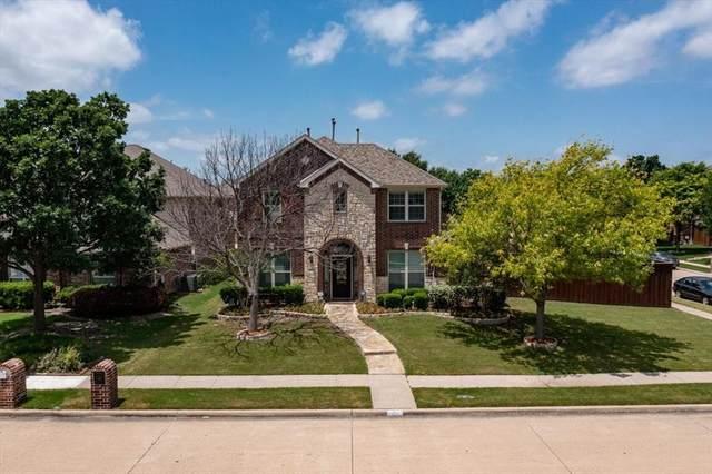 10021 La Mesa Drive, Frisco, TX 75033 (MLS #14587643) :: Real Estate By Design