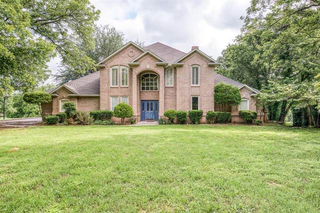 7320 Ravenswood Road, Granbury, TX 76049 (MLS #14587694) :: Craig Properties Group
