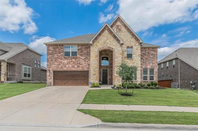 15024 Belclaire Avenue, Aledo, TX 76008 (MLS #14587730) :: Real Estate By Design