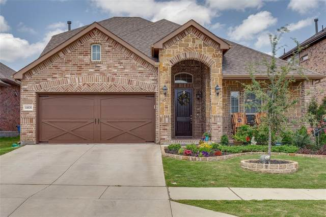 14828 Brettridge Drive, Aledo, TX 76008 (MLS #14587739) :: Potts Realty Group